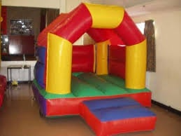 Indoor Bouncy Castles