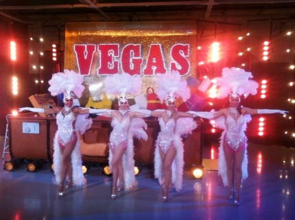 Diamonte' Showgirls